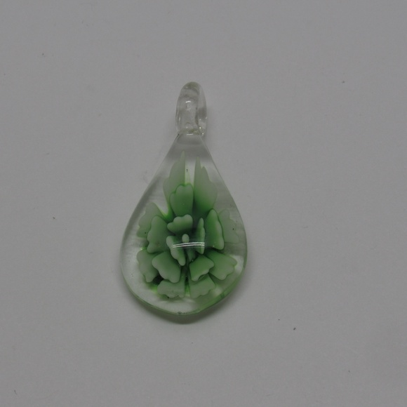 Jewelry - Glass Pendant
